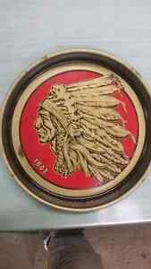 Vintage. Old Iroquois beer tray. London Ontario image 1