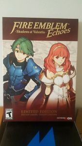Brand New Fire Emblem: Shadows of Valentia Limited Edition!