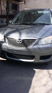 Mazda mpv dernière prix 1000$