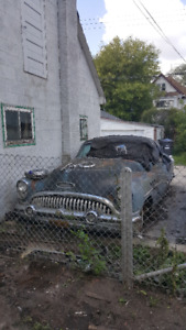 Classic 1953 2 door buick super 8 one owner all original