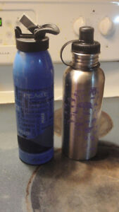 CYCLING WATER BOTTLES