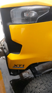 Cub cadet lawn tractor for sale