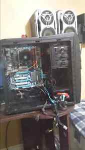 Custom Gaming PC (With Extra Graphics Card!)