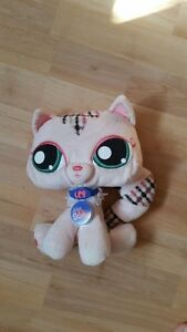 little pet shop toutou peluche chat Saguenay Saguenay-Lac-Saint-Jean image 1
