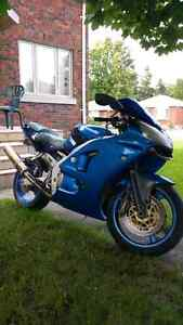 Nice bike! Possible trade for boat