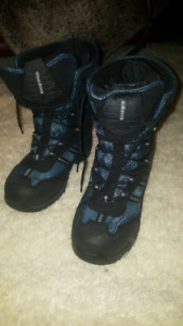 Windriver winter boots with T-Max size 9