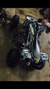 Can am ds450 tres propre