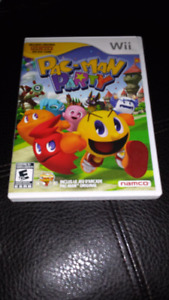PAC-MAN PARTY for WII