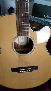 Acoustic Epiphone PR4E-Player-Pack