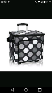 Thirty one rolling cooler bag