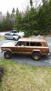 1979 Jeep amc cherokee golden eagle j10 j20 j truck