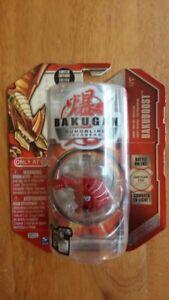 Bakugan Gundalian Invaders Red Pryus Crimson Avior Target Exclus