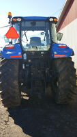tracteur a louer new holland t5 115hp
