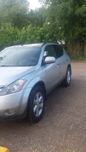 2004 Nissan Murano SE  with  remote starter