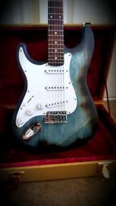 JH GUITARS (Australia) lefty stratocaster