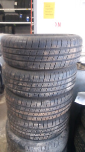 185/65r14 Michelin with rims 4×100