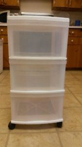 $10 items,bookcase, cooler, plastic bins &drawers (Newmarket)