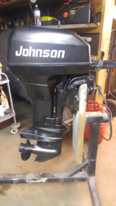 15hp Johnson