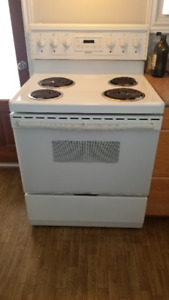 Fridge & Stove looking for new home