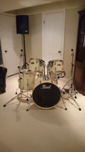 Pearl Vision Birch Drums For Sale In Mint Condition