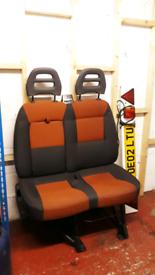 FIAT DUCATO TWIN SEAT, £150,