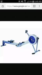 Concept 2 PM4 Rowing Machine