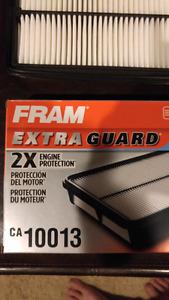 Fram Engine Air Filter 10013