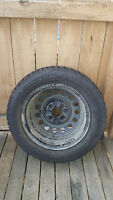 195/60R15 Goodyear Nordic winter tires