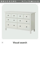 ISO A HEMNES DRESSER LIKE THIS