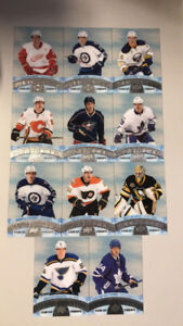 Tim Hortons - NHL Hockey Trading Cards - UPPER DECK - (FULL SET)