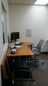 Furnished closed off open-space for a startup w/ all amenities West Island Greater Montréal image 7
