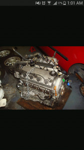D16y7 civic engine full swap or part out