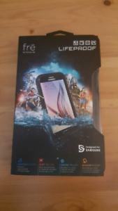 Samsung Galaxy 6S Life Proof Never Used