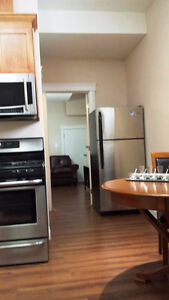 One bedroom immediately available until October