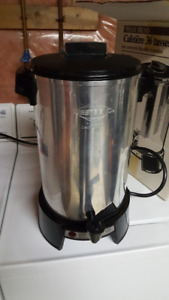 36  CUP COFFEE MAKER