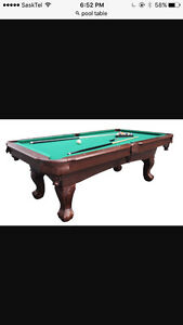 Looking to buy a pool table