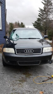 TRADE: 2003 AUDI A6 2.7T twin turbo , quattro allwheel drive