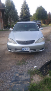2002 camry xle