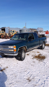 1996 chevy 1500 4x4