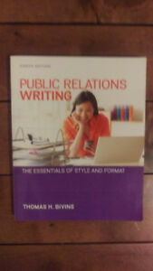 Public Relations Writing, Thomas Bivins, Eighth Edition