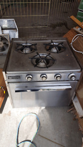 Motorhome RV stove and more