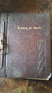 1939 Prayer Book Leaves of Gold Belleville Belleville Area image 1