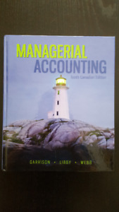AP/ADMS 2510 Intro. to Management Accounting