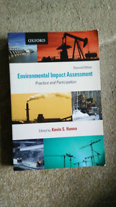 Environmental Impact Assessment:2nd Edition
