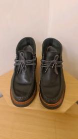 Mens clark shoes size 8