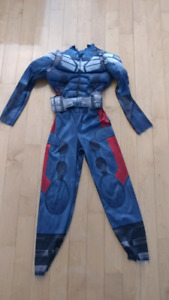 Disney Capitain America costume for 7 - 8 yr old