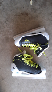 Size 6 Grafe goalie skates