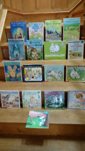 21 Bunny Rabbit children's picture books, perfect for Easter