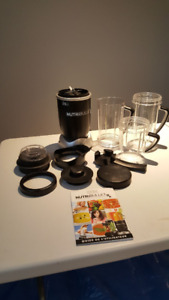 Nutribullet RX 10 piece set