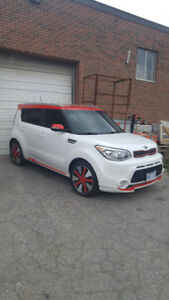 RARE 2 TONED *Kia Soul SX Special Ed *** MINT CONDITION***